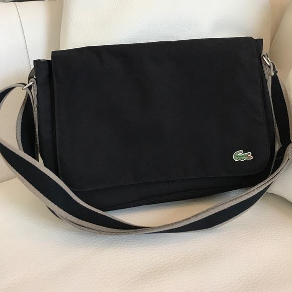 05d6c9a35 Lacoste Bags | Authentic Messenger Bag | Poshmark